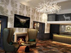crowne plaza hotel edinburgh hen weekend accommodation